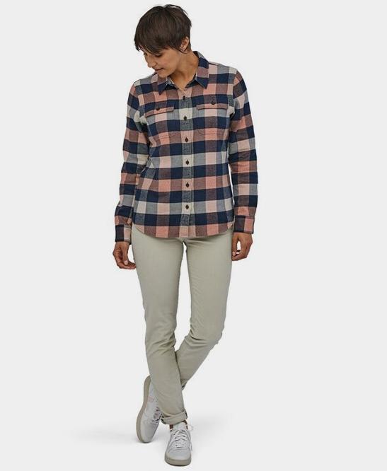 L/S Fjord Flannel Shirt