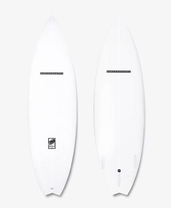 HaydenShapes Surfboards - Raven PU 5'10