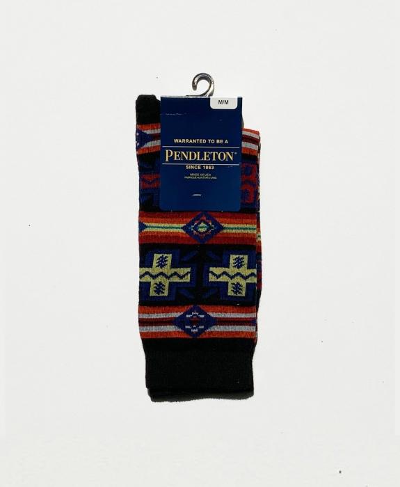 Pendleton - Pueblo Cross Crew Sock