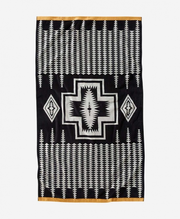 Pendleton - Harding Oversized Jacquard Spa Towel