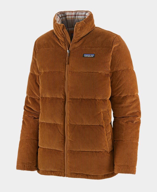 W's Corduroy Fjord Coat