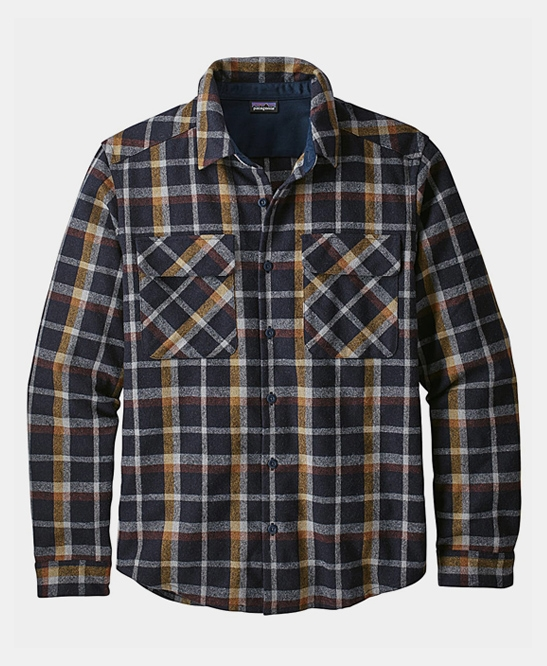 L/S Recycled Wool Shirt