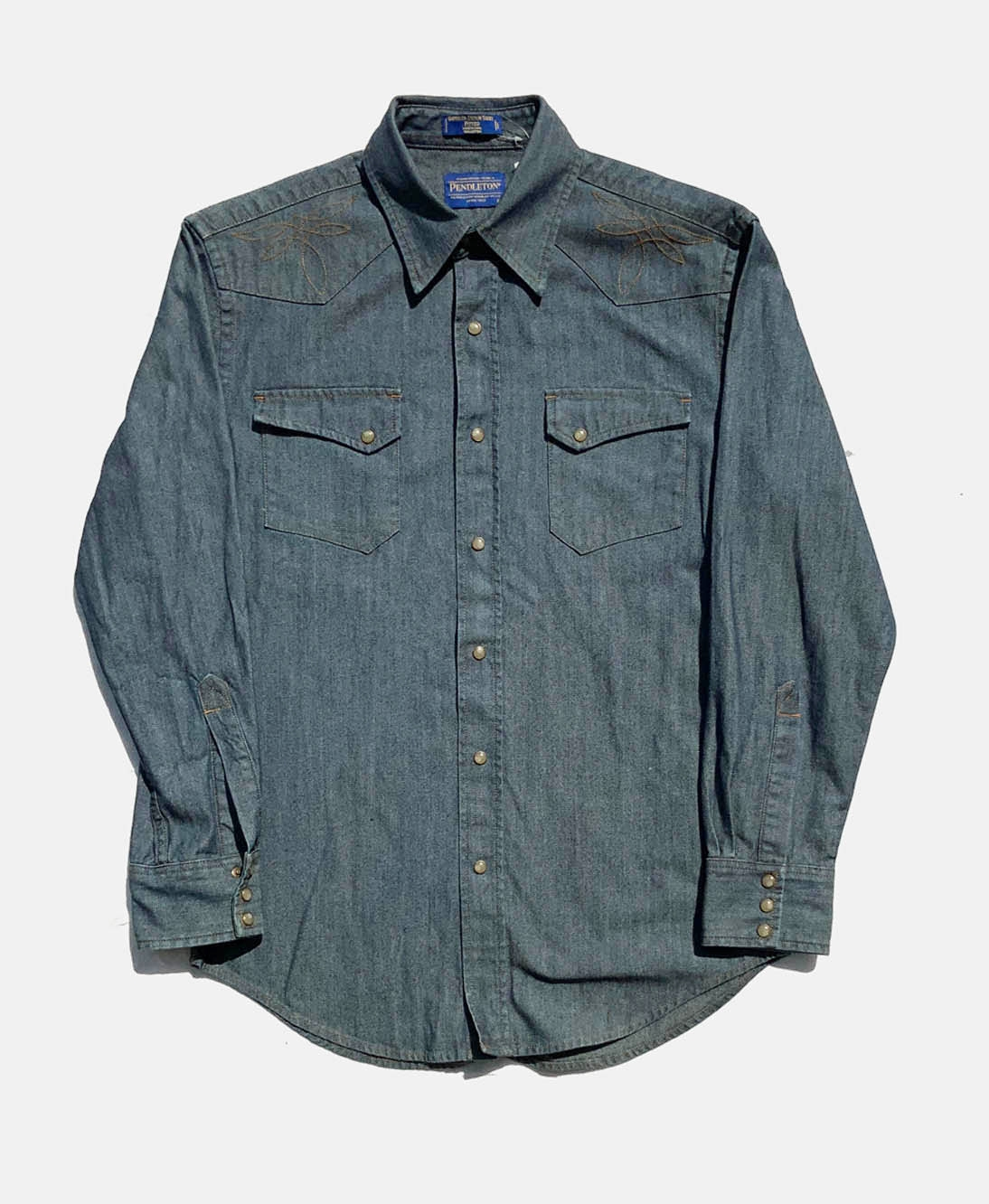 The Gambler Fitted Shirt