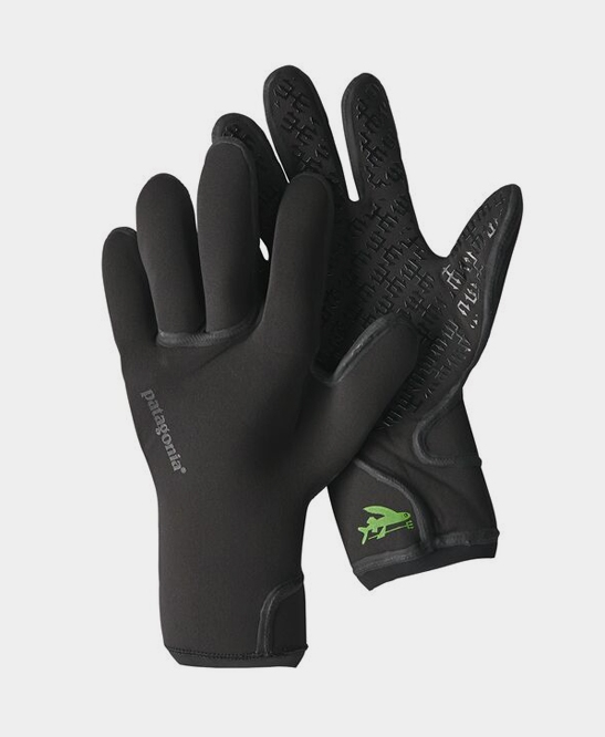R2 Yulex Gloves Black
