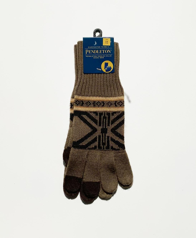 Pendleton - Jacquard Gloves
