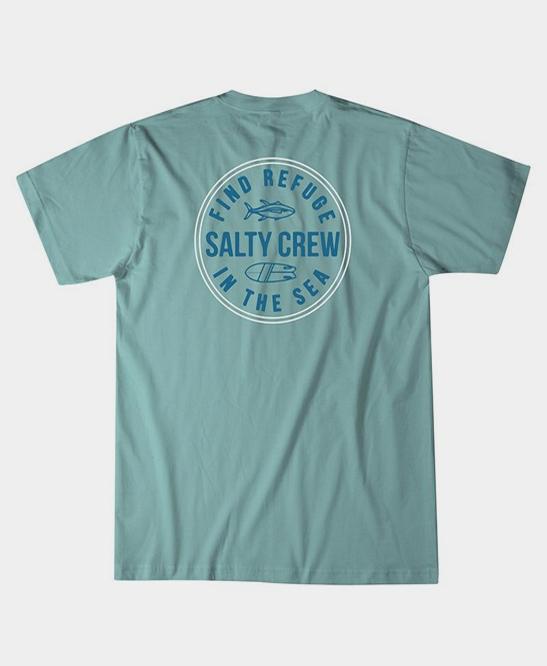 Salty Crew - Twin Fin S/S Tee