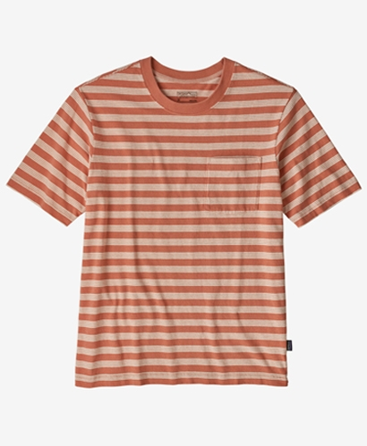 M's Organic Cotton MW Pocket Tee