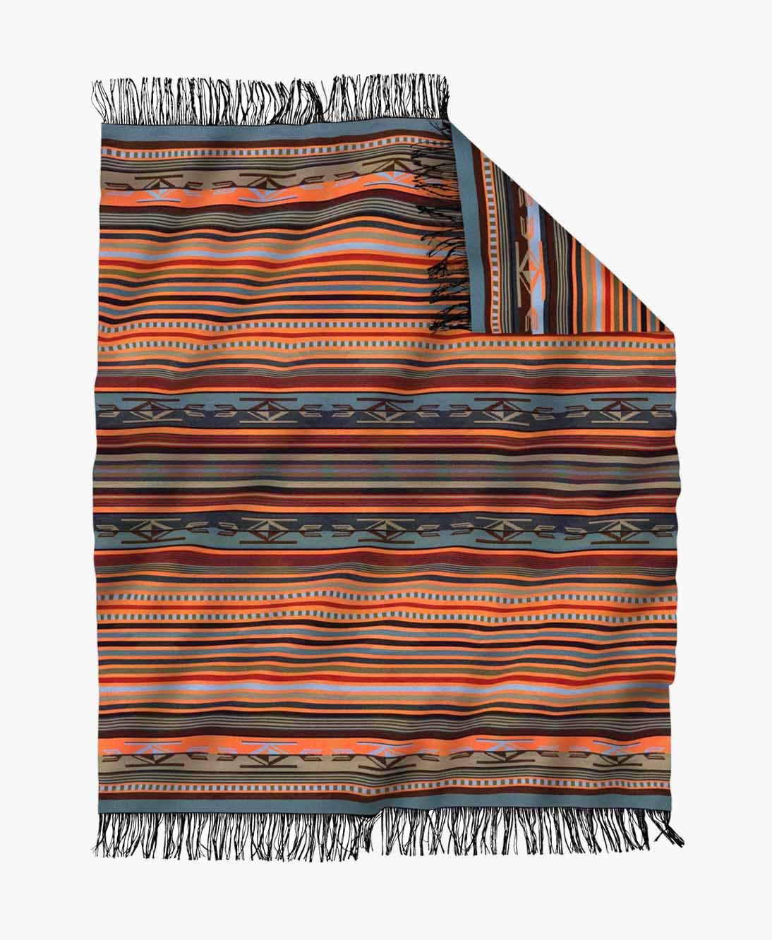 Chimayo Blanket Adobe