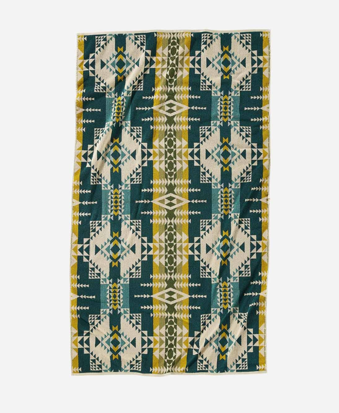 Pendleton - Pilot Rock Oversized Jacquard Spa Towel