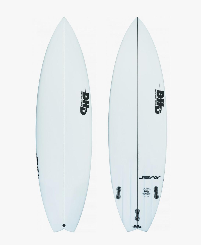 DHD Surfboards - Pro Series Mick Fanning JBAY 6'2