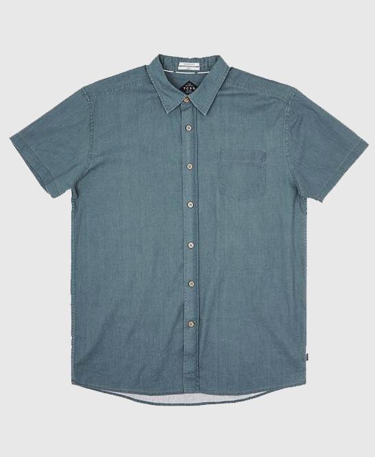 Borders S/S Shirt