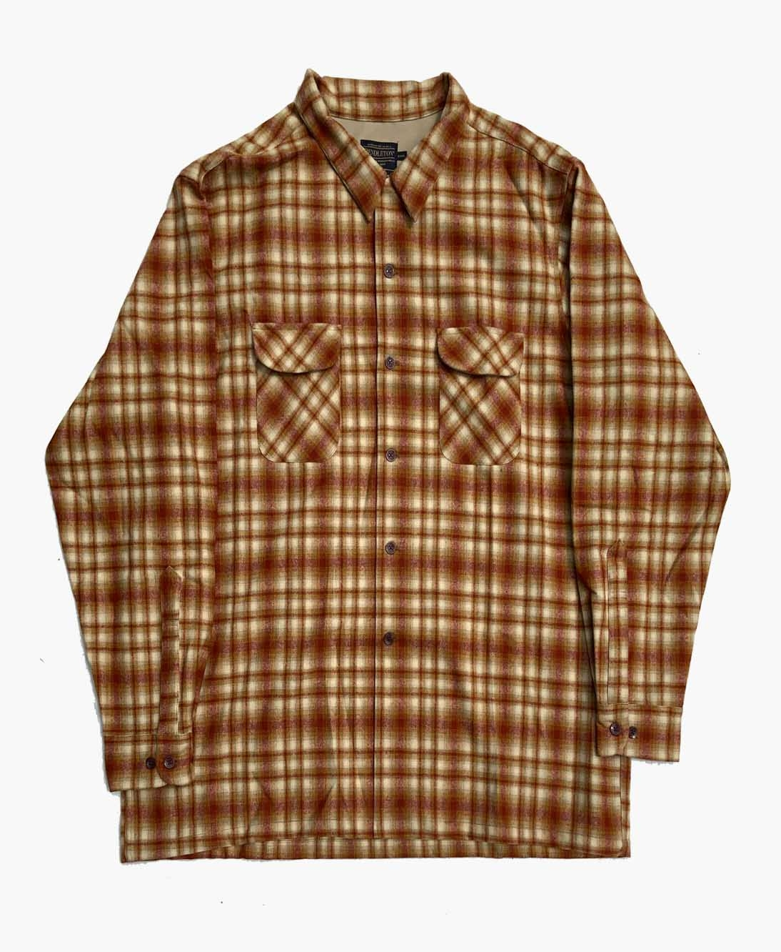 Pendleton - Fitted Boardshirt