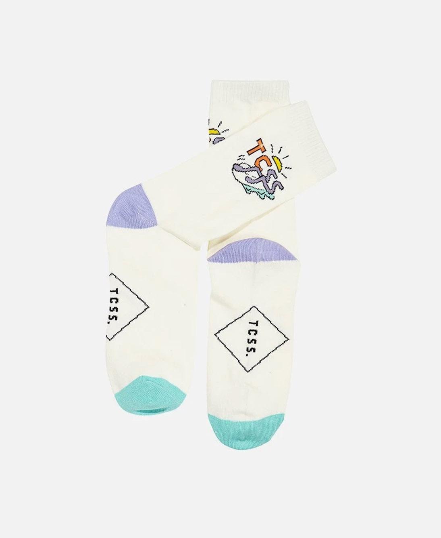TCSS - Flairin Sock