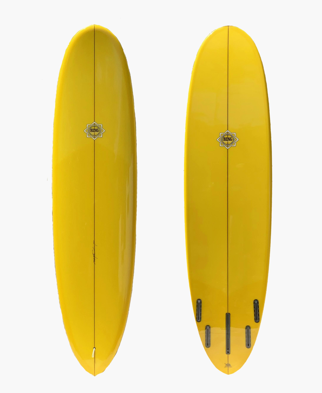 Bing Surfboards - Collector 7'4