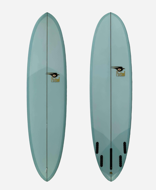 Bing Surfboards - Pintail Mini 7'2