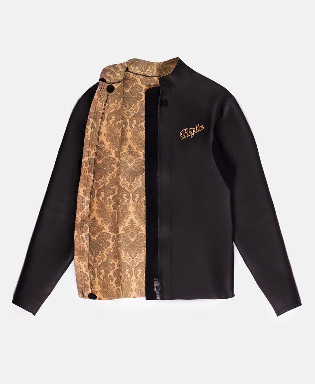 Wetsuit Jacket Retro Front Zip